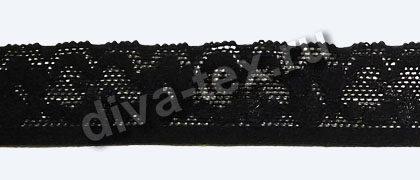 Ажур М 358 - черный