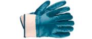 Перчатка нитриловые манжет крага, полный облив