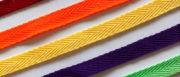 Лента киперная полиэфирная цветная 10 мм
