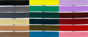 Лента окантовочная вязанная цветная 16 мм