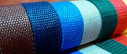 Лента ременная полипропиленовая цветная 10 мм