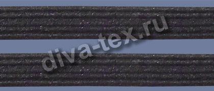 Резинка продержка - черная