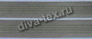 Резинка с латексом серая
