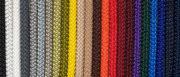 Шнур круглый полипропиленовый цветной 3 мм