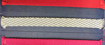 Шнур швейный плоский 8 мм